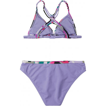 Girls' two-piece swimsuit - O'Neill PG TROPICS BIKINI - 2