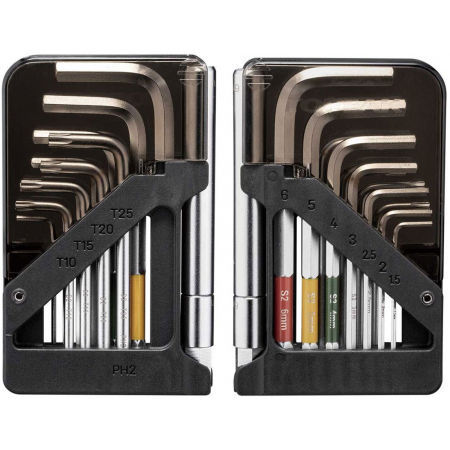 Topeak TOOLCARD - Set of hex keys