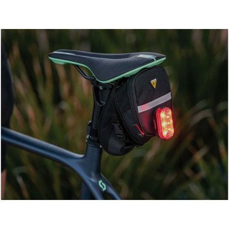 Zadní světlo - Topeak TRAILLUX 100 USB - 3