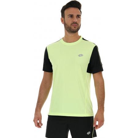 Pánske športové tričko - Lotto SPEEDRUN III TEE PRT PL - 4