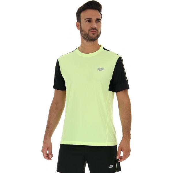 Lotto SPEEDRUN IV TEE PL  L - Pánské běžecké tričko