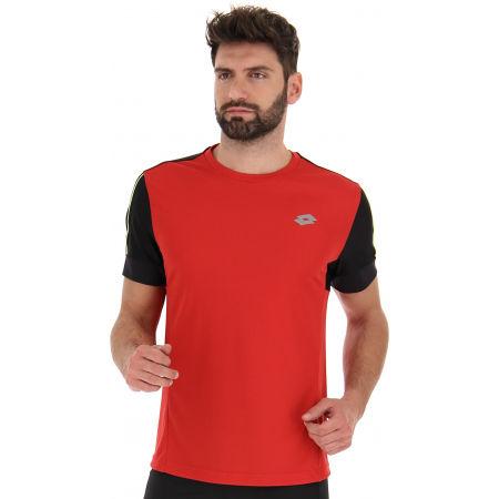 Lotto SPEEDRUN III TEE PRT PL - Koszulka sportowa męska
