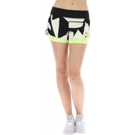 Lotto TOP TEN W II SHORT PRT PL - Női tenisz short