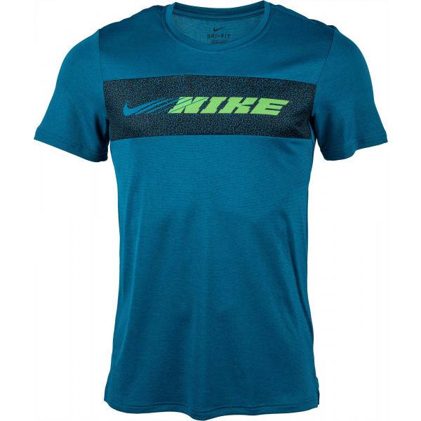 Nike DRI-FIT SUPERSET TQO  XL - Pánske tréningové tričko