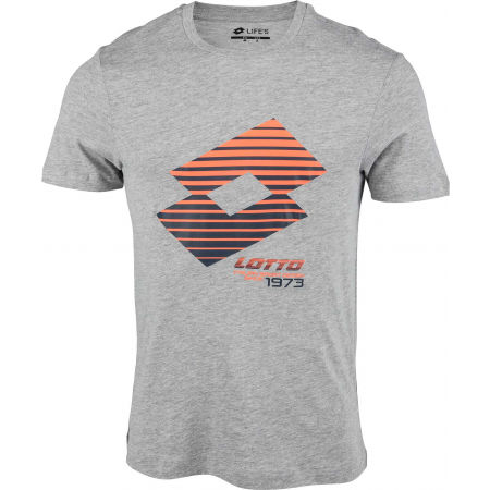 Lotto TEE LOSANGA III MEL JS - Pánské tričko