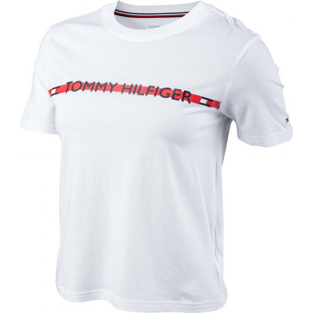 Tricou de damă - Tommy Hilfiger SS TEE - 2