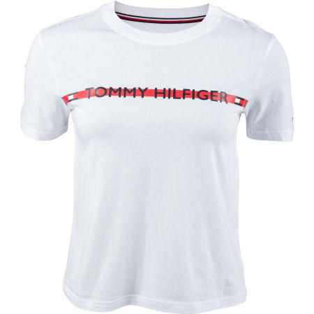 Tommy Hilfiger SS TEE - Damenshirt