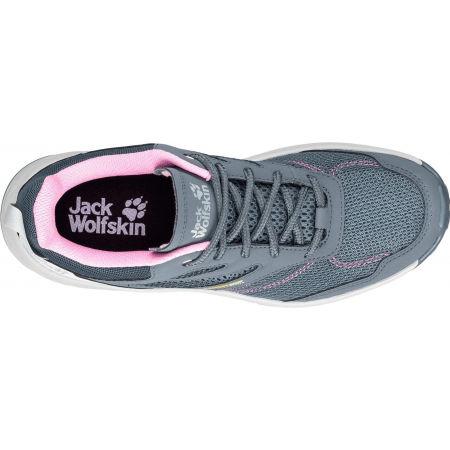 Дамски обувки за туризъм - Jack Wolfskin WOODLAND VENT LOW W - 5