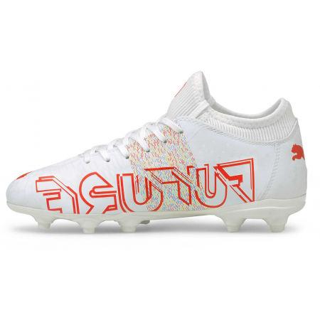Детски футболни бутонки - Puma FUTURE Z 4.1 FG/AG JR - 3