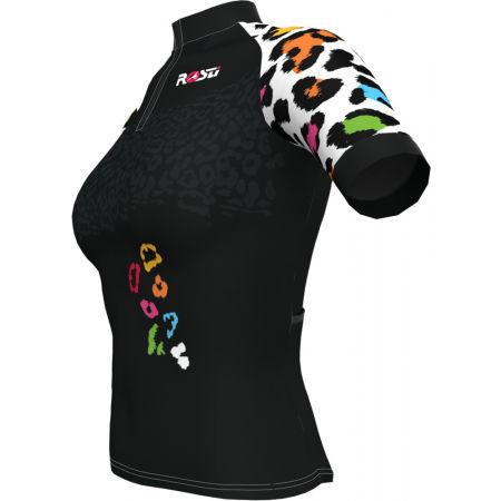 Tricou ciclism damă - Rosti PUMA W - 2