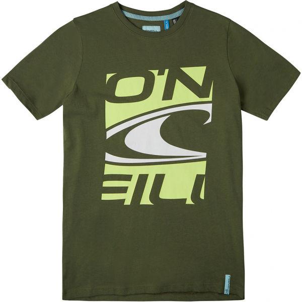 O'Neill LB WAVE SS T-SHIRT - Chlapčenské tričko