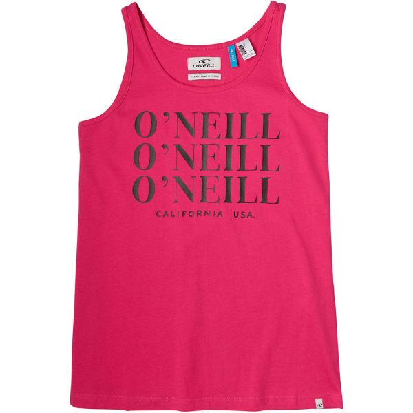 O'Neill LG ALL YEAR TANKTOP - Dievčenské tielko