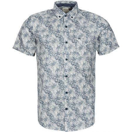 O'Neill LM OUTLINE FLORAL S/SLV SHIRT - Koszula męska