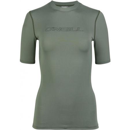 O'Neill PW BIDART SKIN SS - Дамска тениска за плуване