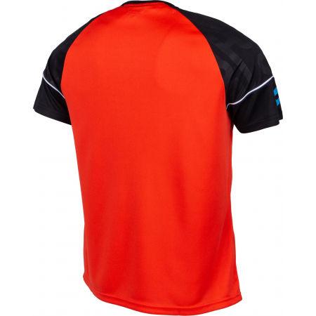 Pánske športové tričko - Lotto LOGO V TEE RGL PL - 3