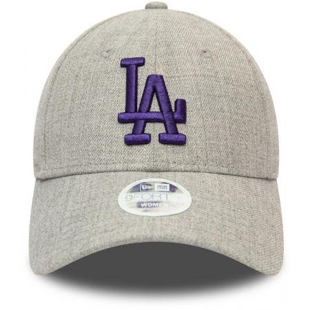 Дамска клубна шапка с козирка - New Era 9FORTY MLB W JERSEY LOS ANGELES DODGERS - 1