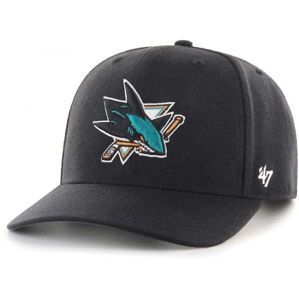 47 NHL SAN JOSE SHARKS COLD ZONE MVP DP  UNI - Kšiltovka