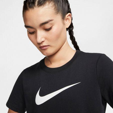 Дамска спортна тениска - Nike DRY TEE DFC CREW - 5