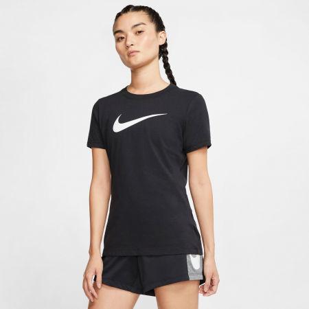 Дамска спортна тениска - Nike DRY TEE DFC CREW - 3