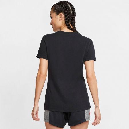 Дамска спортна тениска - Nike DRY TEE DFC CREW - 4