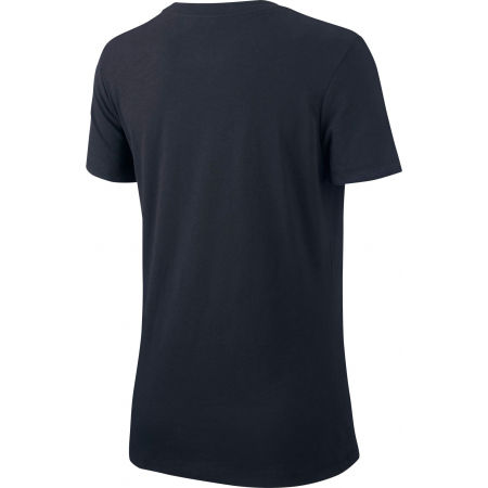 Дамска спортна тениска - Nike DRY TEE DFC CREW - 2