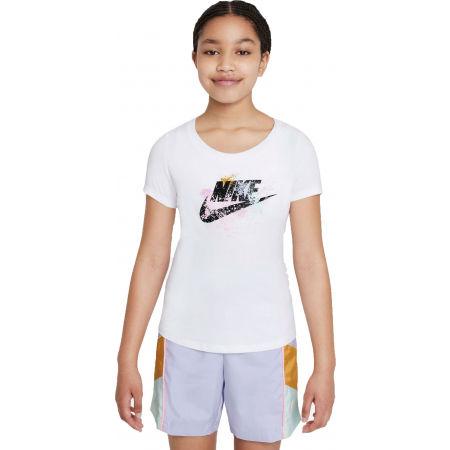 Nike SPORTSWEAR - Koszulka dziewczęca