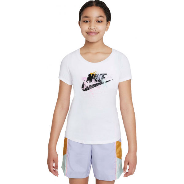 Nike SPORTSWEAR  M - Dívčí tričko