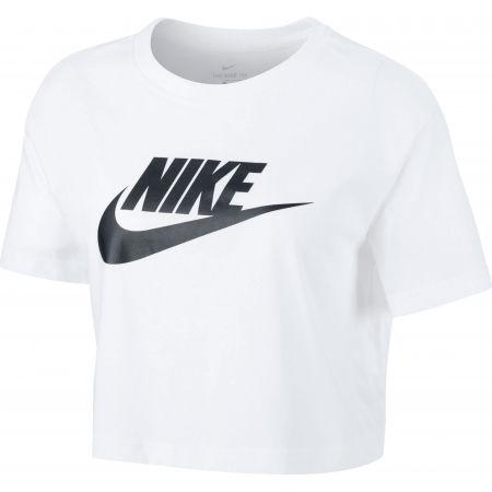 Nike NSW TEE ESSNTL CRP ICN FTR W - Női póló