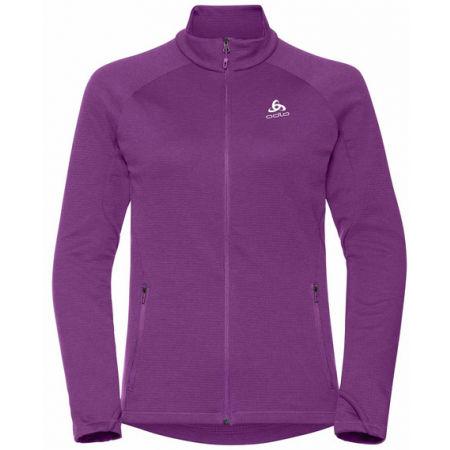 Damen Sweatshirt - Odlo WOMEN'S MIDLAYER FULL ZIP PROITA - 1