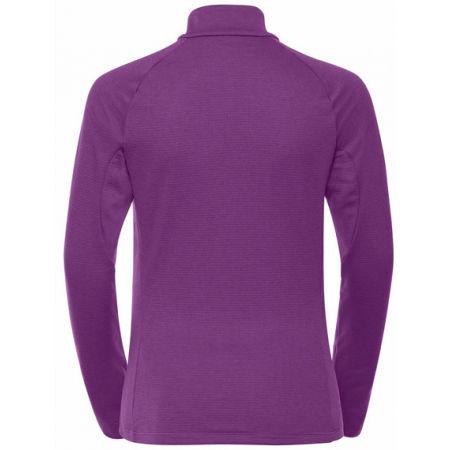 Damen Sweatshirt - Odlo WOMEN'S MIDLAYER FULL ZIP PROITA - 2