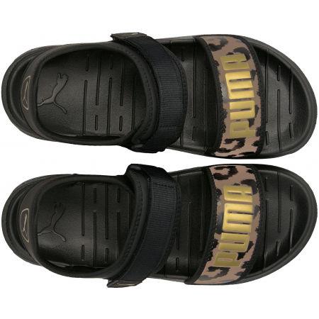 Dámske sandále - Puma SOFTRIDE SANDAL WNS LEO - 4