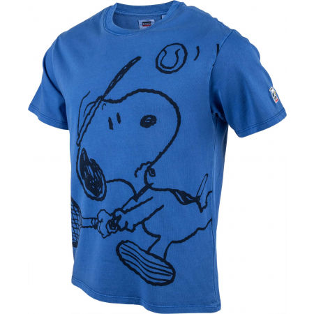 Koszulka męska - Levi's GRAPHIC RLXED OVERSZE - 2