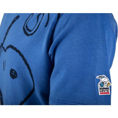 Koszulka męska - Levi's GRAPHIC RLXED OVERSZE - 4
