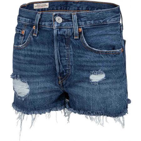 Levi's 501 ORIGINAL SHORT SILVER LAKE - Pantaloni scurți denim damă