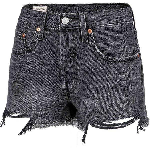 Levi's 501 ORIGINAL SHORT SILVER LAKE  29 - Dámské džínové šortky