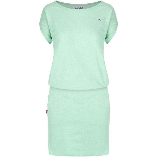 Loap ABLEMELA  2XL - Dámské šaty