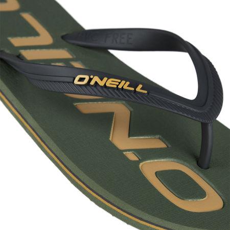 Férfi flip-flop papucs - O'Neill FM PROFILE LOGO SANDALS - 2