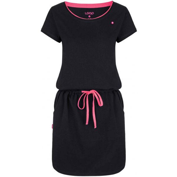 Loap BESIE  S - Dámské šaty