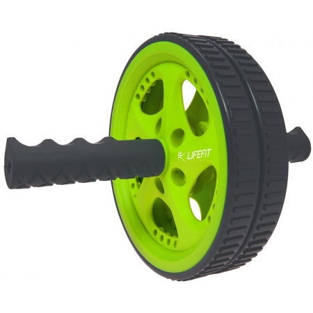 Lifefit EXCERCISE WHEEL TWICE - Haskerék