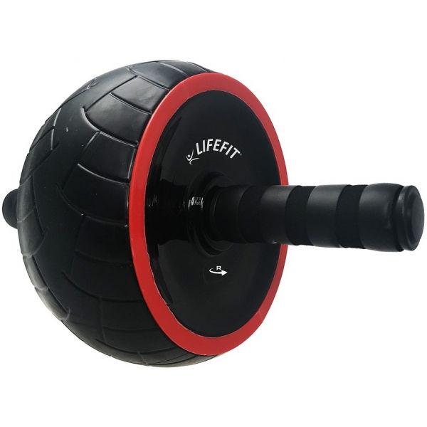 Lifefit EXERCISE WHEEL FAT   - Posilovací kolečko