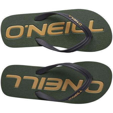 Férfi flip-flop papucs - O'Neill FM PROFILE LOGO SANDALS - 4