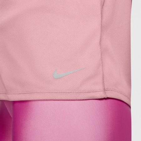 Women's running T-shirt - Nike RUN TOP SS W - 5