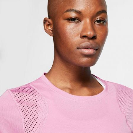 Women's running T-shirt - Nike RUN TOP SS W - 3