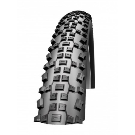 Mountain bicycle tyre - Schwalbe RAPID ROB 27,5X2,1