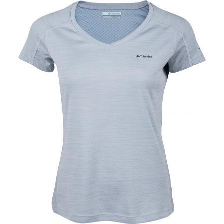 Columbia ZERO RULES SHORT SLEEVE SHIRT - Дамска тениска
