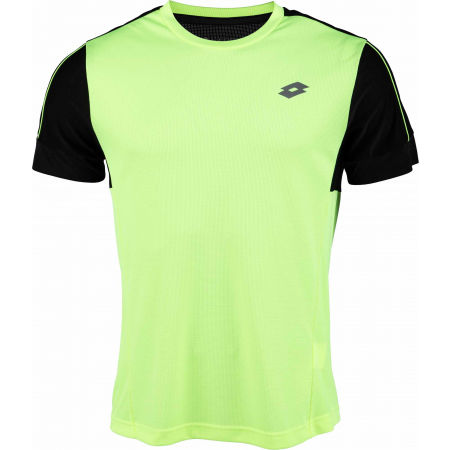 Lotto SPEEDRUN IV TEE PL - Pánské běžecké tričko