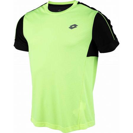 Pánske športové tričko - Lotto SPEEDRUN III TEE PRT PL - 2