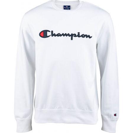 Champion CREWNECK SWEATSHIRT - Bluza męska
