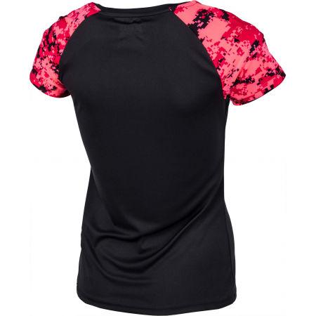 Dámske športové tričko - Lotto SPEEDRUN W IV TEE PRT PL - 3