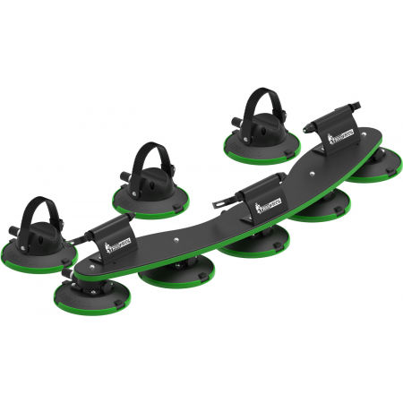 Bicycle carrier - TREE FROG PRO 3 - 6